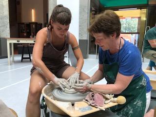 Keramik Sommerwerkstatt