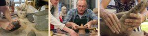 Keramische Techniken Handwerk Keramik