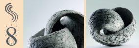 Lemniskate Skulptur Plastik Bildhauerei
